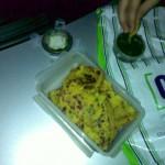 Homemade tasty Aloo Parathas