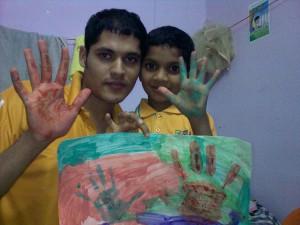 RangDe - Akshay & Pavan