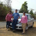 On our way to Pawna Dam