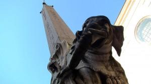 Obelisco della Minerva - Rome 2011